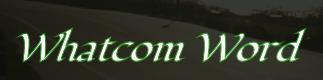 Whatcom Word
